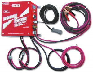 Booster Reid Electric, 1011, Survolteur Reid, Jump Start, battery pack, battery booster, revolt, boostomatic, survolteur