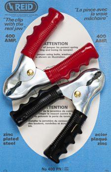 400PN, clamp, pince, reid