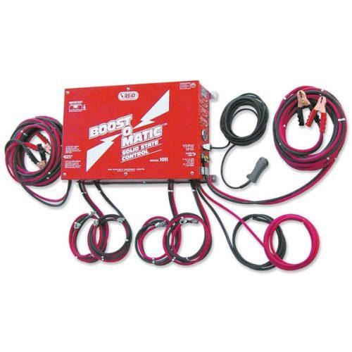 Booster, survolteur, Reid Electric, Jump Start, jump starting, SP74, Battery Pack, Revolt, Boostomatic, jumper cables, jumping, cables a survolteur